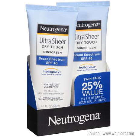 Neutrogena-Ultra-Sheer-Sunscreen-lotion