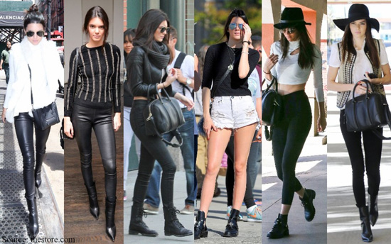 Kendal Jenner Fashion Styles