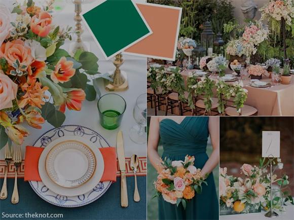 Parasols and Bouquets