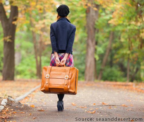 Solo Female Traveller